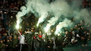 UEFA, Dinamo Kiev-Beşiktaş maçı için soruşturma başlattı