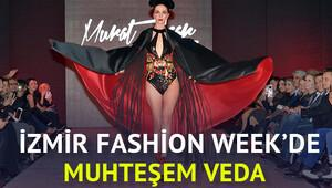 İzmir Fashion Weeke transparan veda