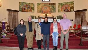 AB Büyükelçileri Adanada (2)