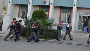 PKK şüphelilerinden 4ü daha adliyede sevk edildi