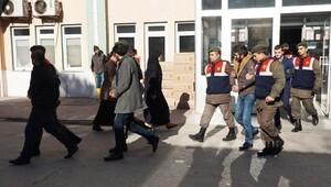 Keşan'da göçmen kaçakçılarına operasyon: 4 gözaltı