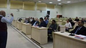 Tuşba Belediyesi personeline Kalite Yönetim Sistemi eğitimi