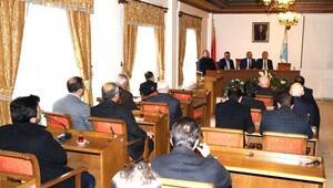 Kent konseyi 10. olağan genel kurul toplantısı yapıldı