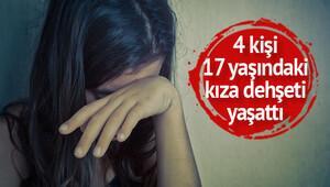 İzmirde 4 tecavüzcüye ceza yağdı