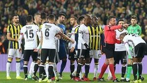 Fenerbahçe ve Beşiktaşa ceza yağdı