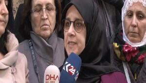 Serbest bırakılan HDP Milletvekili Hüda Kaya açıklama yaptı (1)