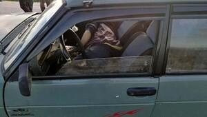 Otomobilinde ölü bulundu
