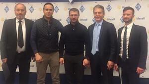 Turkcellin iştiraki, Dinamo Kieve sponsor oldu