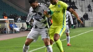 Atiker Konyaspor- Gent maçı fotoğrafları