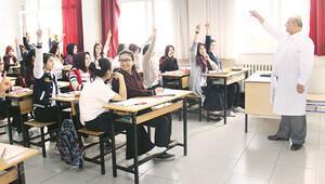 Sınav kötü anket iyi