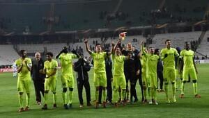 Atiker Konyaspor- Gent maçı fotoğrafları 2