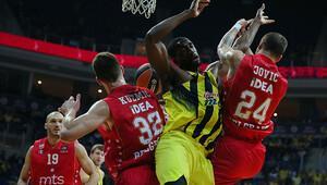 Fenerbahçe Avrupada dolu dizgin Üst üste 4. kez...