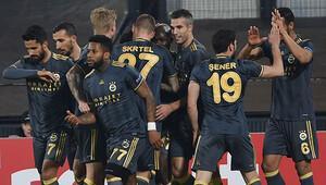 Feyenoord 0-1 Fenerbahçe / MAÇIN ÖZETİ