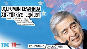 Öymen, Frankfurt'ta Türkiye'yi anlatacak