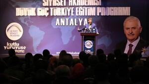 Başkan Türel 15 Temmuzu anlattı