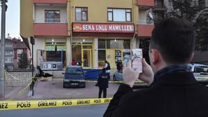 8'nci kattan düşen kadın öldü, etraftakiler resim çekti