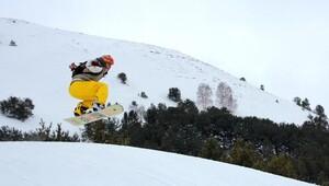 Türkiyedeki kayak otelleri yeni yıla hazır