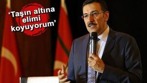 Bakan Tüfenkciden sicil affı ve işsizlik fonu açıklaması