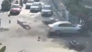 Otomobil herkesi biçti geçti