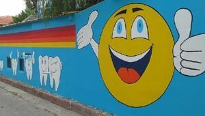Mutluluk veren duvarlar