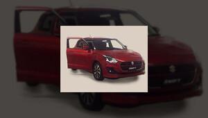 2017 Suzuki Swift agresif tasarımıyla dikkat çekiyor