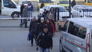 Edirnede FETÖ operasyonu: 6 gözaltı