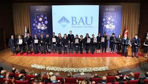 Bilime Saygı Ödül Töreni BAUda gerçekleşti