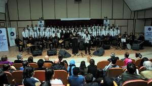 YYÜ TMDK öğrencilerinden muhteşem konser