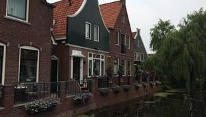 Zengin balıkçıların diyarı: Marken-Volendam