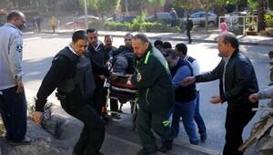 Mısırda emniyet noktasına bombalı saldırı