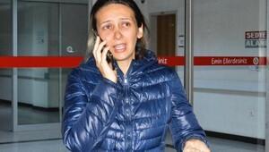 Parkta spor yapan hamile kadına saldıranı plaka ele verdi, tanıklar teşhis etti