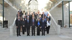 AB Büyükelçileri, Mersin'de