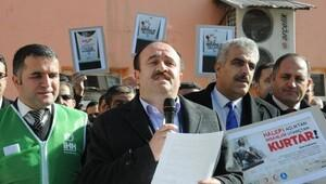 HAKDA Platformu, Halepteki katliamları kınadı