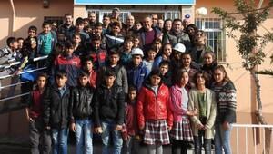 Başkan Tosun öğrencilerle buluştu