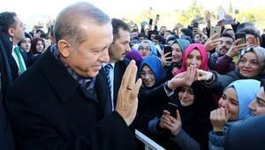 Erdoğandan ekonomiyle ilgili flaş açıklamalar