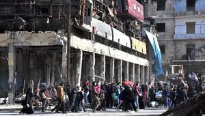 Halepte yüzlerce erkek kayboldu