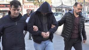 Kendisini bakanlık müfettişi olarak tanıtan dolandırıcı yakalandı