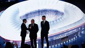 Atletico Madride yeni stat İşte ismi...