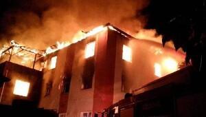 Aladağda yurt yangınında aileler şikayetçi (2)- yeniden