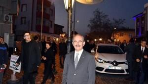 Yılmaz Büyükerşen, Tekirdağda adının verildiği caddeyi açtı