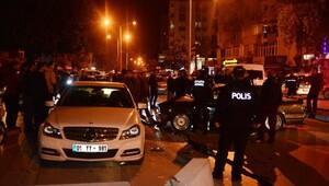 Adanada trafik kazısı: 1 yaralı