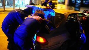 Bursada huzur operasyonu: 107 gözaltı