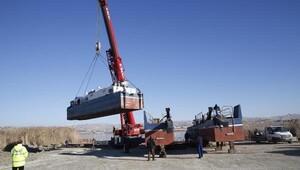Başkan Duruay: Moganı temizleyecek tarama gemisini inceledi