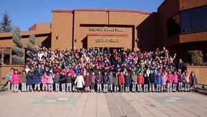 Öğrenciler, Senfoni Orkestrasının provasını izledi