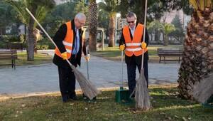 Temiz toplum, temiz Karabağlar