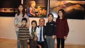 Çiçek Kent Adananın fotoğrafları sergileniyor