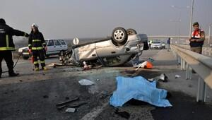 İnegöl'de kaza: 1 ölü