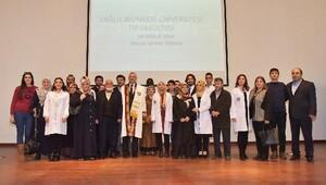Mekteb-İ Tıbbıyeliler 83 Yıl Sonra Önlük Giydi