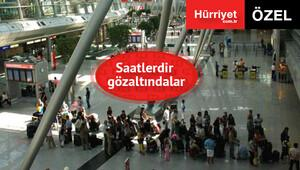 Son dakika: Almanyada tutulan 14 Türkün sırrı çözüldü