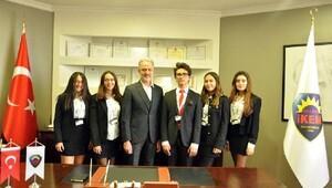İKEMli gençler BM konferansında